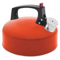 Cookware EASY CAMP Whistle Kettle 2.0 L orange