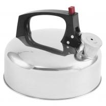 EASY CAMP Whistle Kettle 2.0 L silver