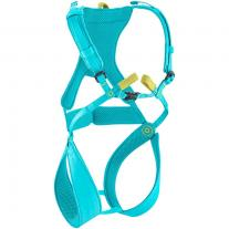 Presents for children kid harness EDELRID Fraggle lll XXS icemint