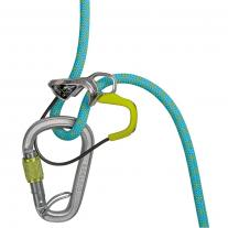 set EDELRID Mega Jul Belay Kit Steel