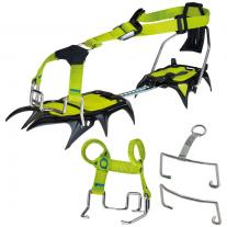 crampon EDELRID Shark night-oasis