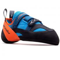 climbing shoes EVOLV Shaman Blue/Orange