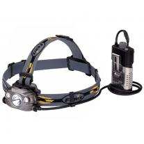 headlamp FENIX HP30R grey