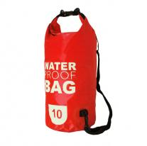 Backpack & Bag FRENDO Dry Sack 10 L red
