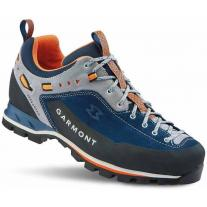 Low boots shoes GARMONT Dragontail MNT GTX dark blue/orange