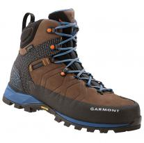 Men´s footwear shoe GARMONT Toubkal GTX dk.brown blue 414c8d2bc9