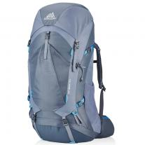 Backpacks to 60L backpack GREGORY Amber 55 Arctic Grey