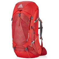 Backpacks to 60L backpack GREGORY Amber 55 Sienna Red