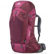 Backpacks to 60L backpack GREGORY Deva 60 MD Plum Red