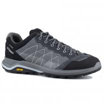 shoes GRISPORT Lecco anthracite/black