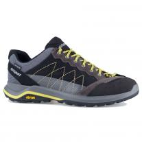 shoes GRISPORT Lecco black/grey