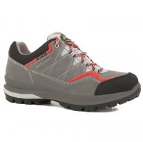 fe83ad823d6 Low boots shoe GRISPORT Marmora 20 grey-red