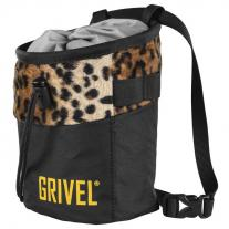 Chalkbags GRIVEL Trend Chalk Bag Leopard