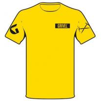 Grivel Brand Shop GRIVEL Promotion T-Shirt yellow