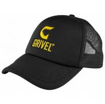 GRIVEL Trucker Cap Black