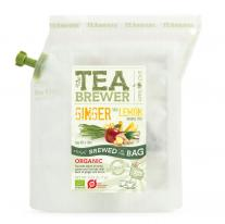 GROWER'S CUP Herbal Tea Tea Ginger and Lemon
