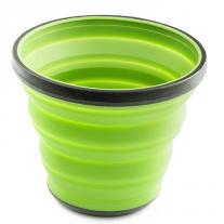 Camping and Cookware GSI Outdoors Escape Cup green