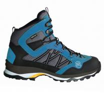 Outlet - Men s shoes shoe HANWAG Belorado Mid GTX UN blue