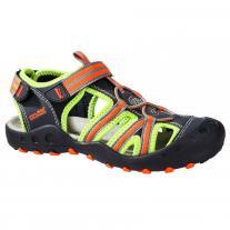 1f49849ac419 ... LOWA Ledro GTX Mid JR navy light blue · Dětská obuv sandály HIGH  COLORADO Lido Kids green orange