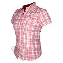 ICEPEAK Sorena Shirt red
