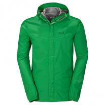 bunda JACK WOLFSKIN Cloudburst Jacket Men seagrass