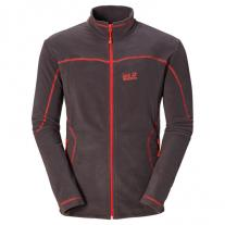 Fleece Jackets JACK WOLFSKIN Performance Jacket dark steel