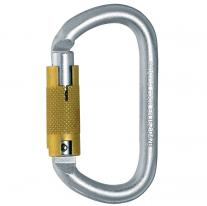 carabiner SINGING ROCK  Oval Steel Triple lock