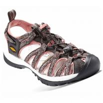 sandals KEEN Whisper Women Raven/Rose