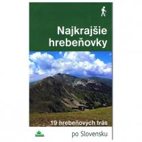 book The Most Beautiful Mountain Hikes in Slovakia