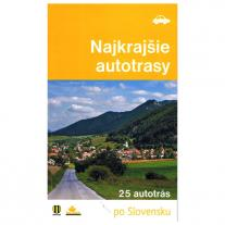 book The Most Beautiful Car Routes in Slovakia