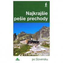 book The Most Beautiful Hikes in Slovakia