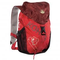 backpack KOHLA Kids 10 red