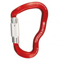 carabiner KONG Ferrata Auto Block red