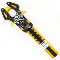Expresky konektor KONG Frog black/orange