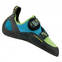 Climbing Shoes climbing shoe LA SPORTIVA Katana green/blue