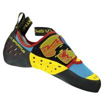 Climbing Shoes climbing shoe LA SPORTIVA Oxygym Blue/Red