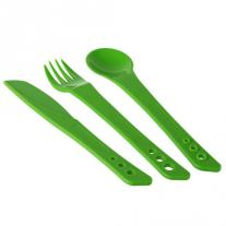 Cutlery, Grippers... LIFEVENTURE Ellipse Cutlery green
