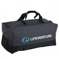 Travel Bags LIFEVENTURE Expedition Duffle 100 charcoal