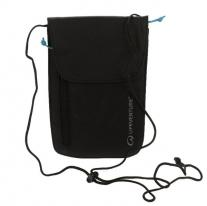 Backpack & Bag LIFEVENTURE Hydroseal Body Wallet Chest Black