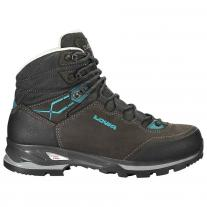Hiking boots shoes LOWA Lady Light LL slate-turquoise
