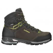 Women´s footwear shoe LOWA Light GTX slate/kiwi