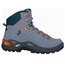 Outdoor shoes shoe LOWA Renegade GTX Mid Ws 20 iceblue/copper