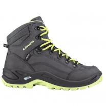 shoe LOWA Renegade GTX Mid Ws grey/mint