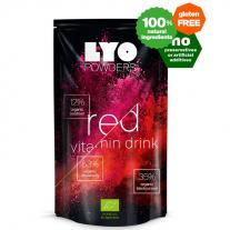 Meals and Sports Nutrition LYO FOOD - Red Vitamin Drink