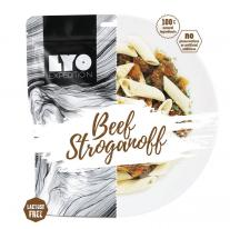 freezed-dried meal LYO Beef Stroganoff Small Pack
