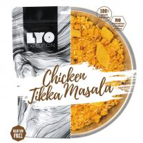 freezed-dried meal LYO Chicken Tikka Masala Big Pack