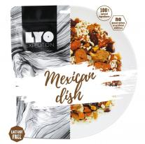 Strava a energetické doplnky dehydrované jedlo LYO Mexican Dish Small Pack