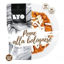 Strava a energetické doplnky jedlo LYO Penne alla Bolognese Small Pack