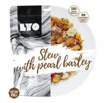 Strava a energetické doplnky jedlo LYO Stew with Pearl Barley Small Pack