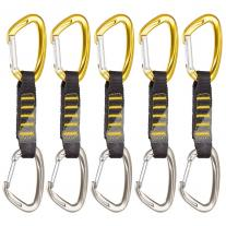 MAMMUT 5-Pack Crag Express Set 10cm straight/wire